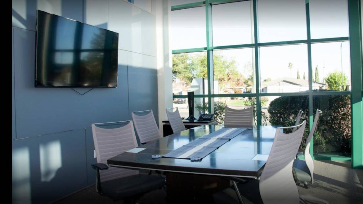 Meeting Rooms at the Silicon Valley Business Center: Everything you Need to Get Business Done