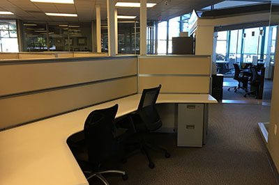 Virtual Office space at the Silicon Valley Business Center in San Jose