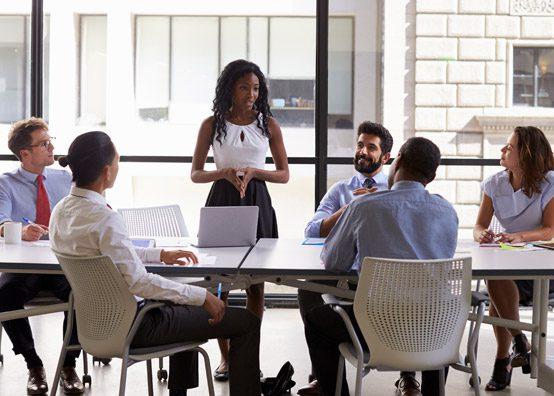 Flex desks at the Silicon Valley Business Center give you a prestigious silicon valley address