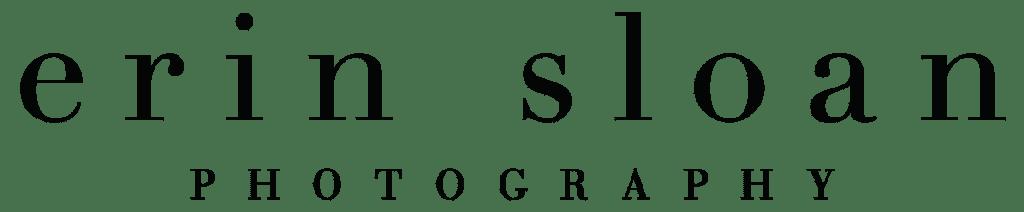 Erin Sloan Photography logo