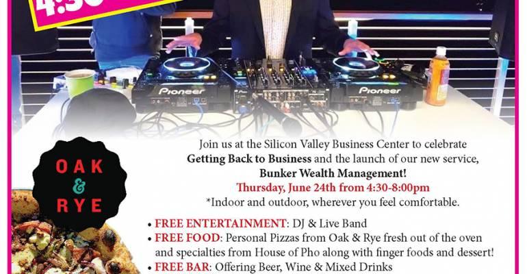 Build Business Back Better – SVBC Open House & Networking Event
