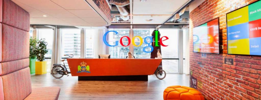 Google Business Listing for corworking spaces