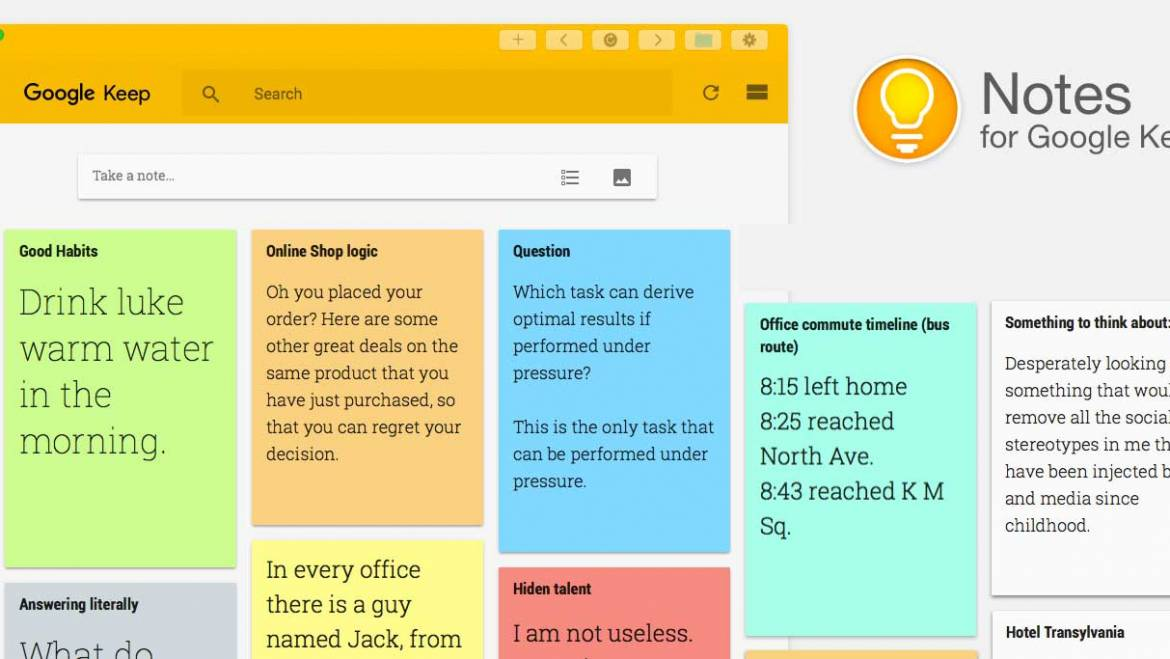 Using Google Keep to Boost Productivity & Track Projects